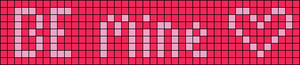 Alpha pattern #3718
