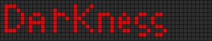 Alpha Friendship Bracelet Pattern #3721