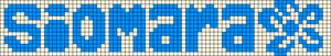 Alpha pattern #3726