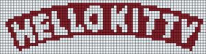 Alpha pattern #3733