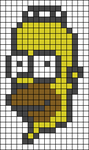 Alpha Friendship Bracelet Pattern #3735