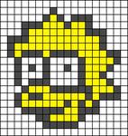Alpha pattern #3736