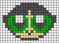 Alpha pattern #3740