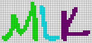 Alpha pattern #3743