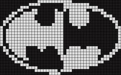 Alpha pattern #3753