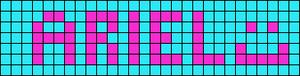 Alpha pattern #3758