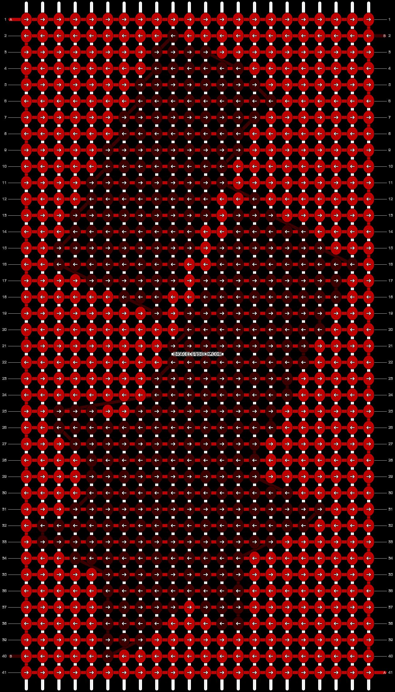Alpha Pattern #3763 added by kristina