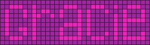 Alpha pattern #3766