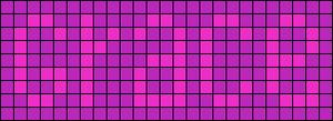 Alpha pattern #3767