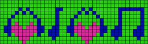 Alpha pattern #3775