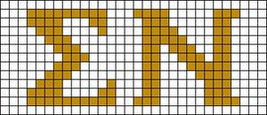 Alpha pattern #3777
