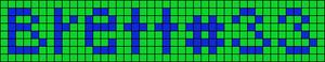 Alpha pattern #3783