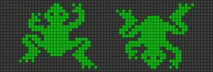 Alpha pattern #3790