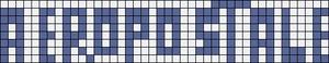 Alpha pattern #3793