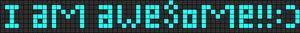 Alpha pattern #3794