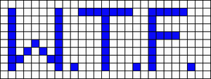 Alpha pattern #3798