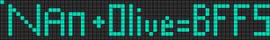 Alpha pattern #3802