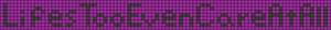 Alpha pattern #3806