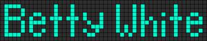 Alpha pattern #3808