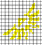 Alpha pattern #3816
