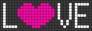 Alpha pattern #3819