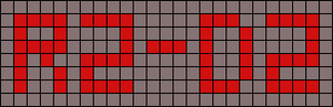 Alpha pattern #3822
