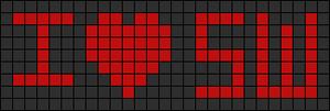 Alpha pattern #3823