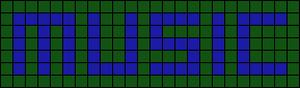 Alpha pattern #3833