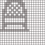 Alpha pattern #3837