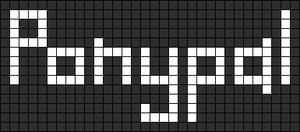 Alpha pattern #3841