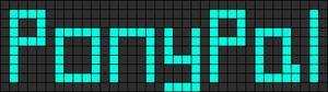 Alpha pattern #3845