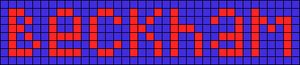 Alpha pattern #3856