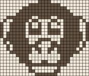 Alpha pattern #3859