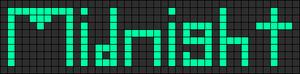 Alpha pattern #3860
