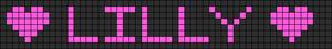 Alpha pattern #3872