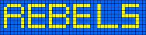 Alpha pattern #3874