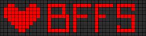 Alpha pattern #3881
