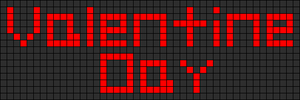 Alpha pattern #3882
