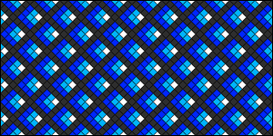 Normal Friendship Bracelet Pattern #3884