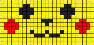 Alpha pattern #3887