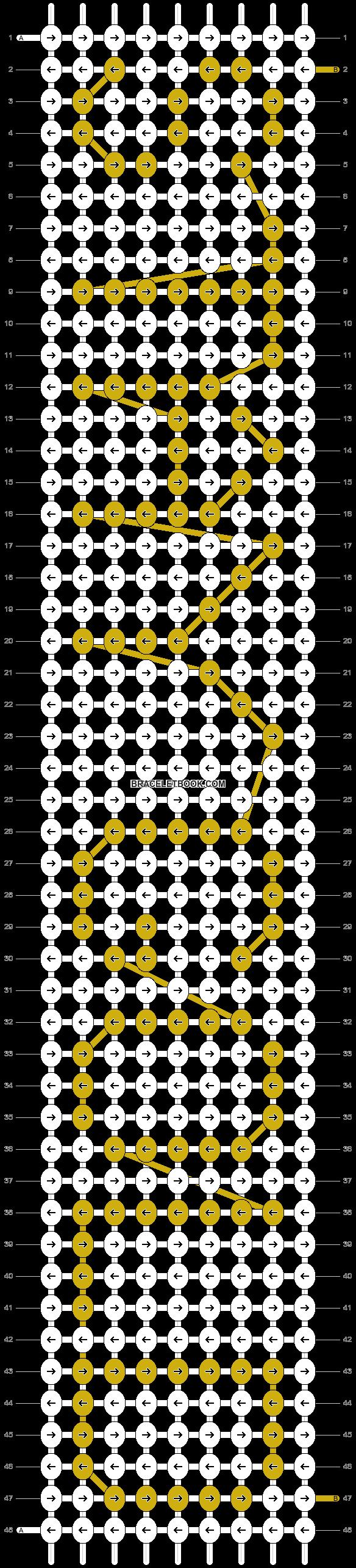 Alpha pattern #3893 pattern