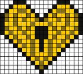Alpha pattern #3894