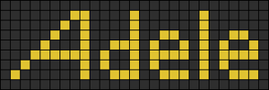Alpha pattern #3902