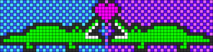 Alpha pattern #3909
