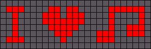 Alpha pattern #3915