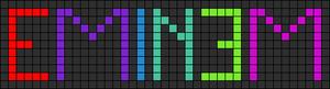 Alpha pattern #3918