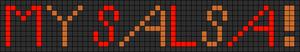 Alpha pattern #3919