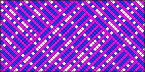 Normal Friendship Bracelet Pattern #3920