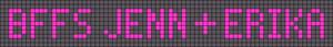 Alpha pattern #3923