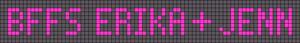 Alpha pattern #3924